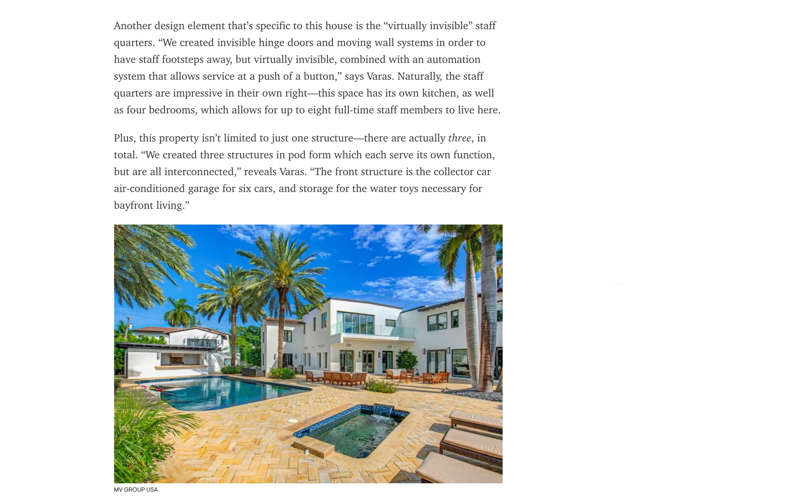 House Beautiful – Inside the Miami Mansion That Jennifer Lopez and Ben Affleck Are Currently Renting